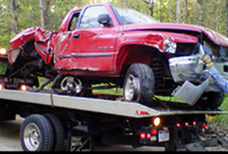 accident recovery Hoover, AL